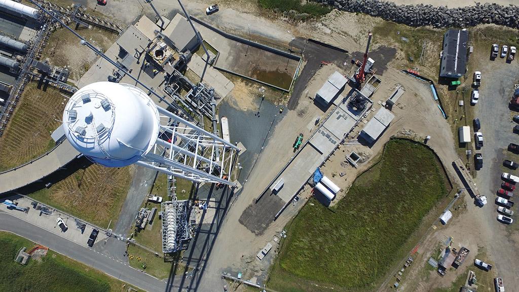 Rocket Lab Launch Complex 2