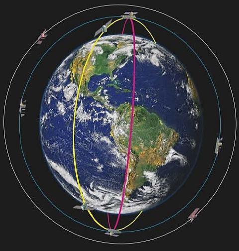 SAOCOM CONAE satellites