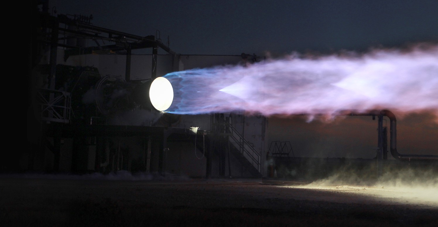 SpaceX Starship's Raptor engine test facilities are about ...
