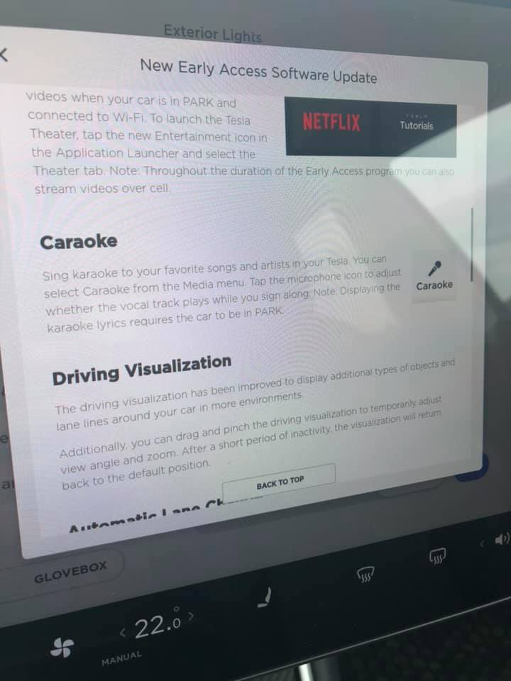 First look at Tesla V10 release notes: Here's what's coming