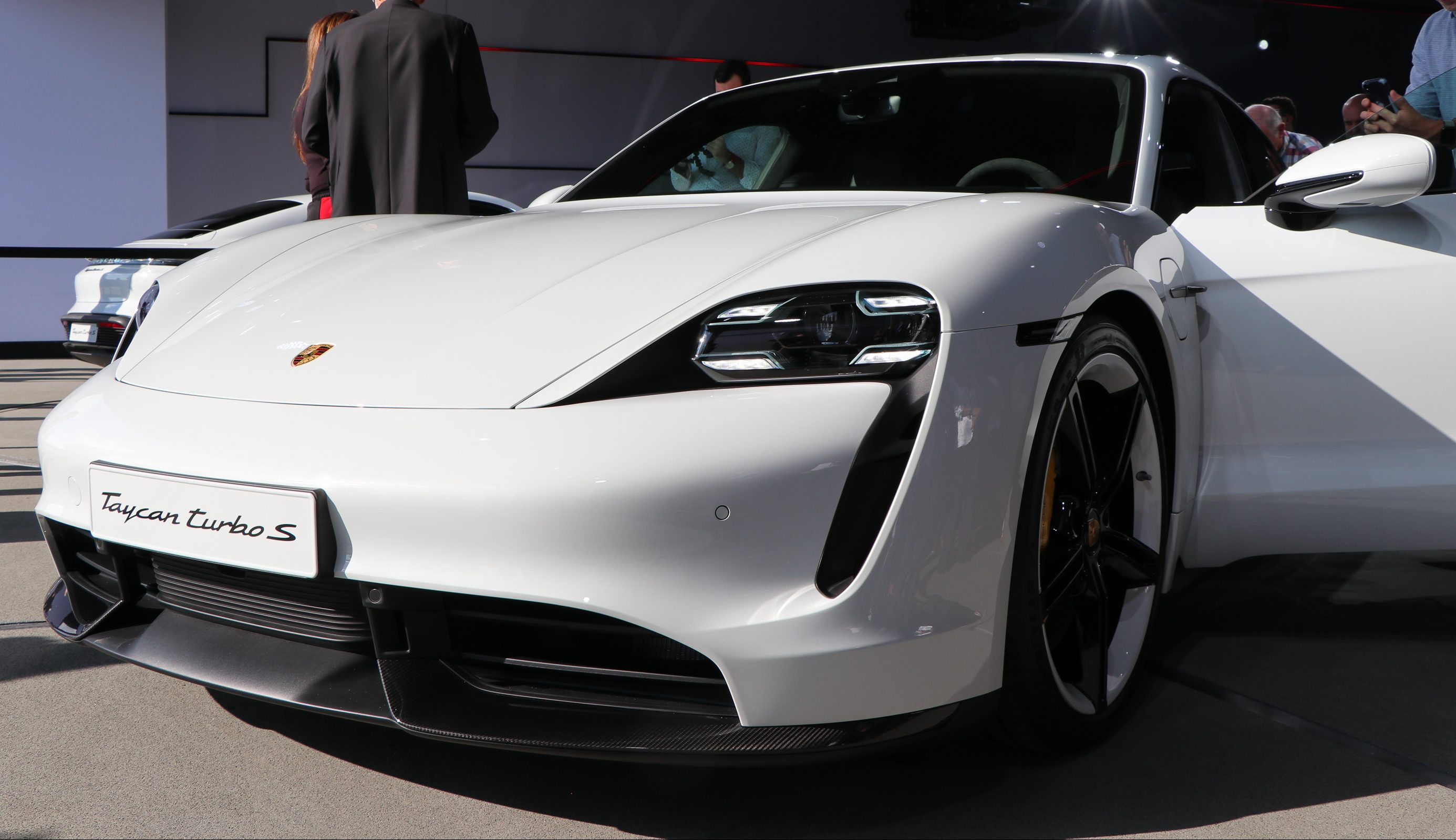 Porsche Taycan Isn't Supposed To Be A Tesla. Stop It