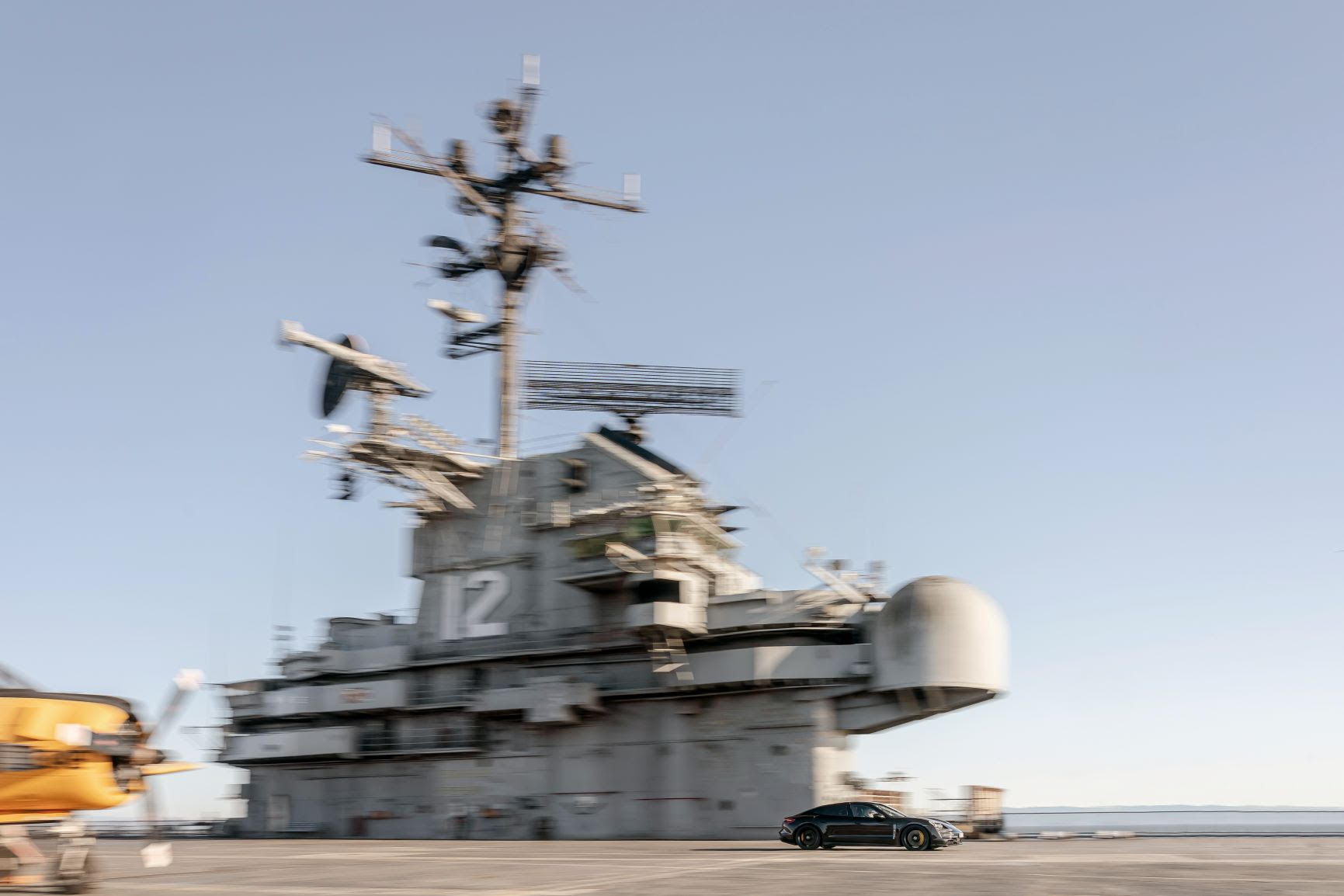taycan-aircraft-carrier-testing