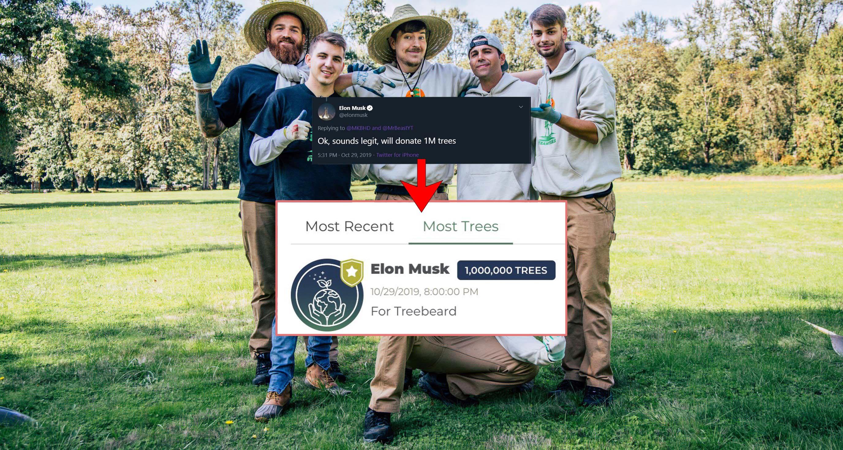 Elon Luvs Trees (Teslarati) 1