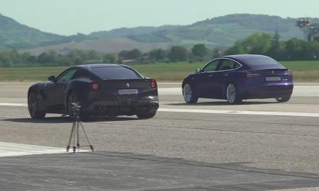 Tesla Drag Race News - TESLARATI