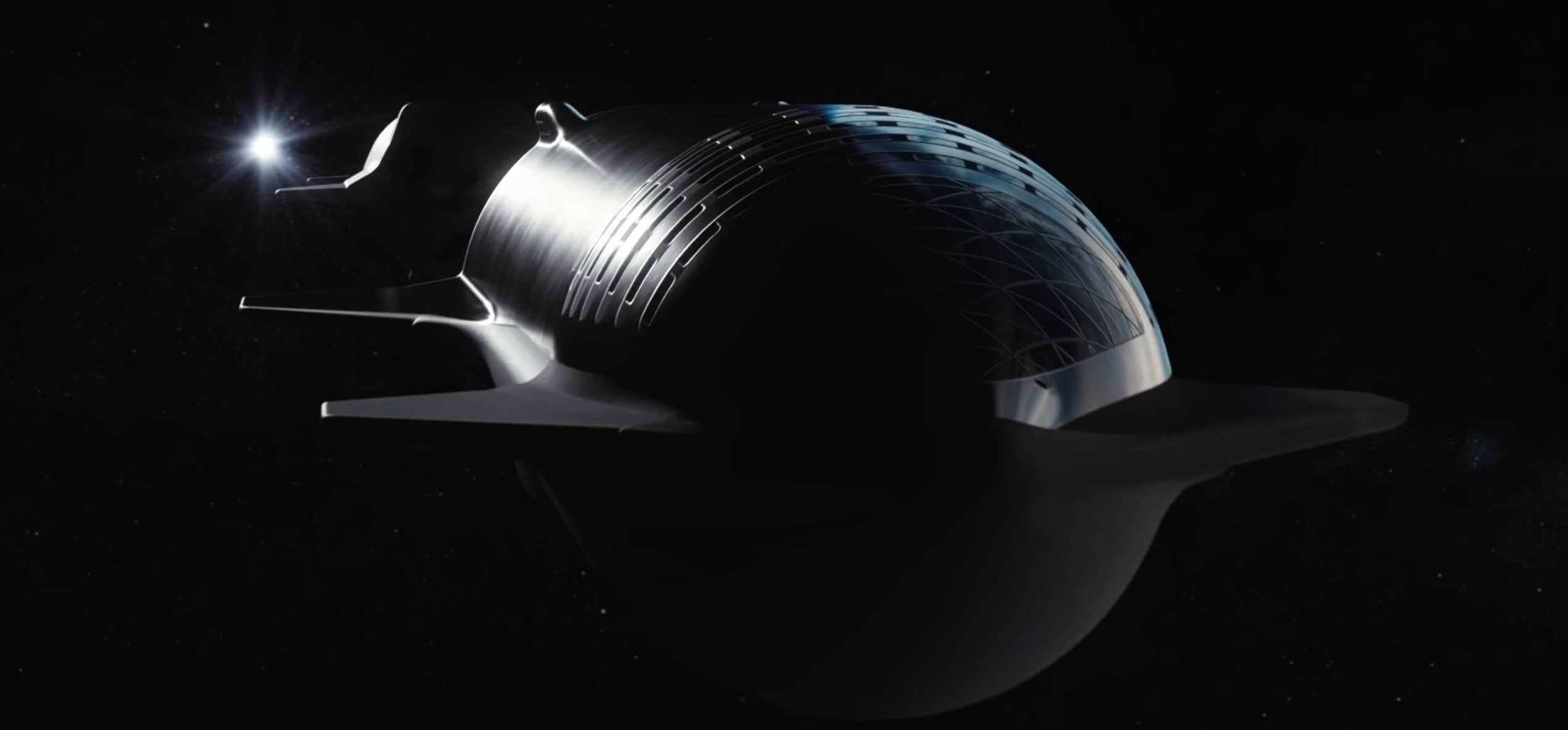 Starship Super Heavy 2019 (SpaceX) refueling 3 crop