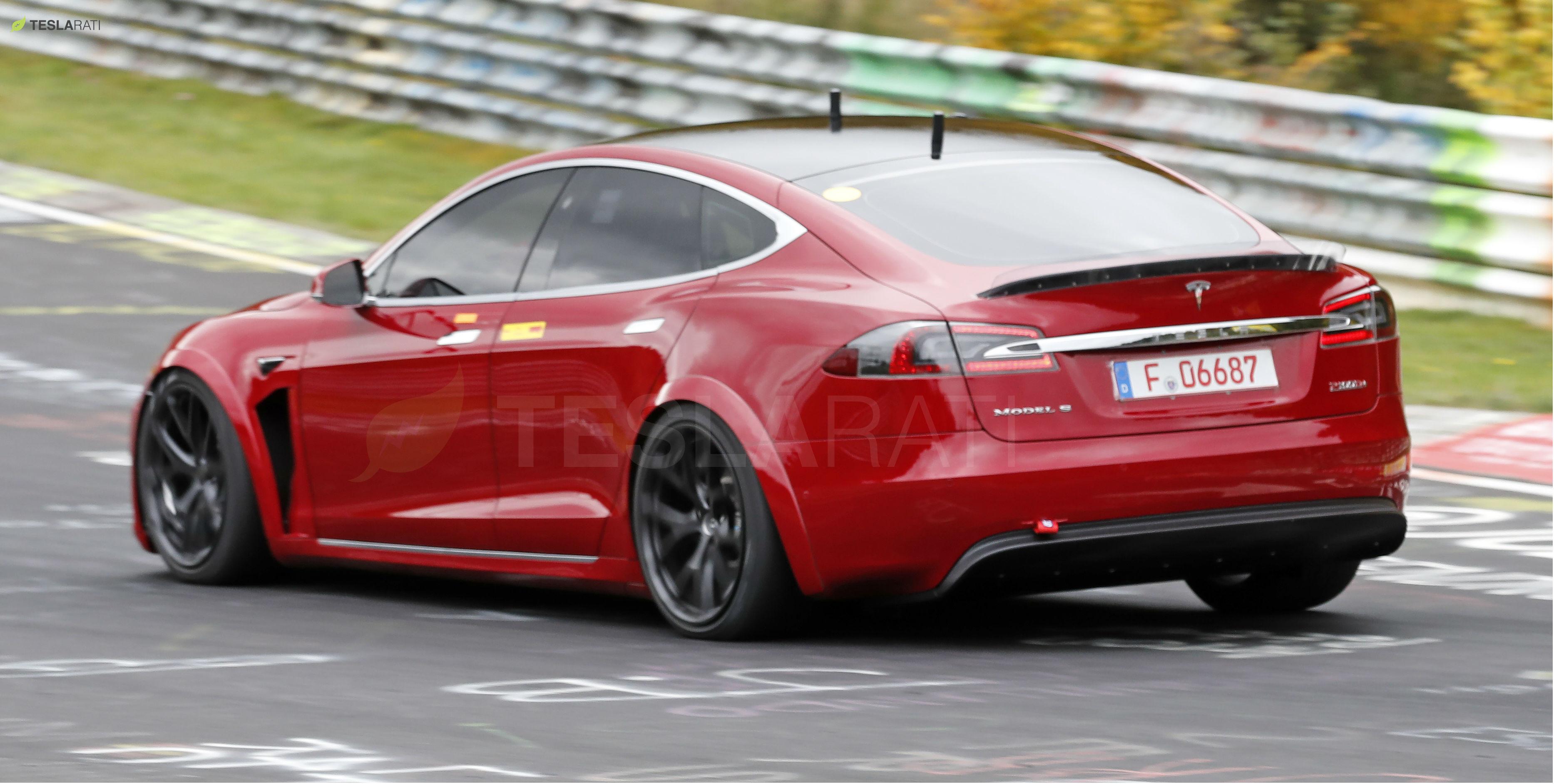 Tesla Nurburgring 7