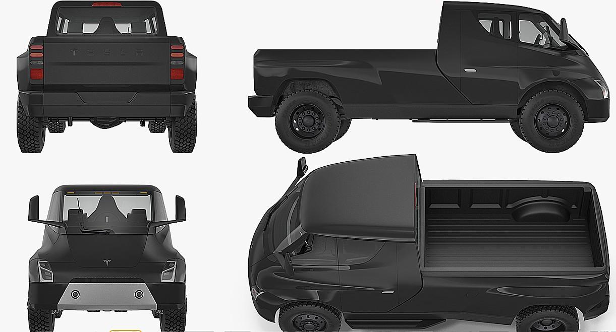 tesla-cyberpunk-pickup-truck-render-design