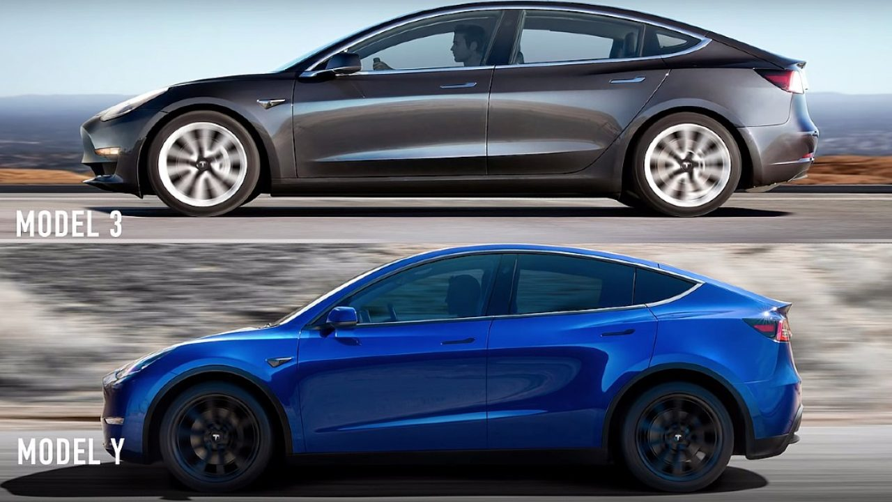 Tesla Model Y sales impact on Model 3, addressed by Elon Musk