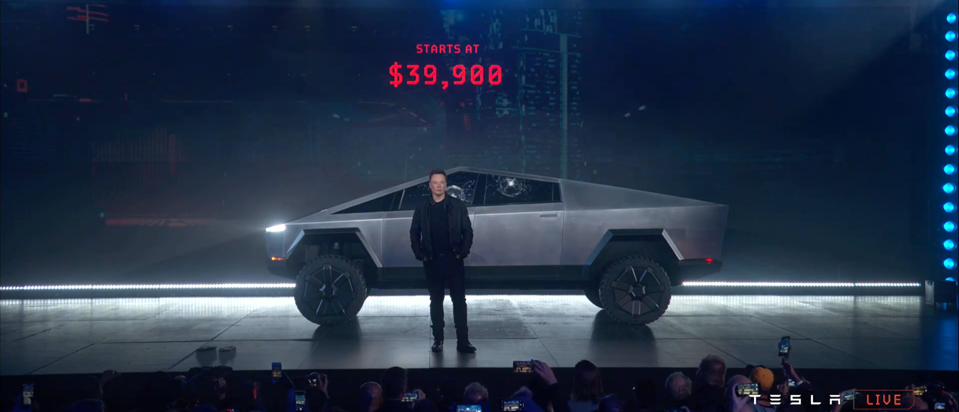 Tesla Battery Cost >> Tesla's Elon Musk was offered a truck design by Nikola CEO right after Cybertruck unveiling