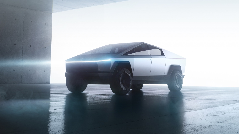 Cybertruck website (Tesla) 4