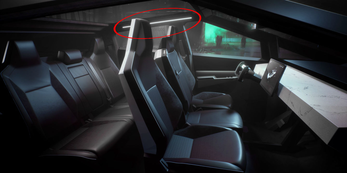 Cybertruck-website-Tesla-interior-light-bar