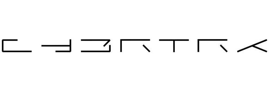 tesla-cybertruck-cybrtrk-pickup-logo