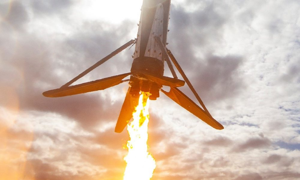 SpaceX Falcon 9 booster fires up ahead of NASA launch and surprise drone ship landing