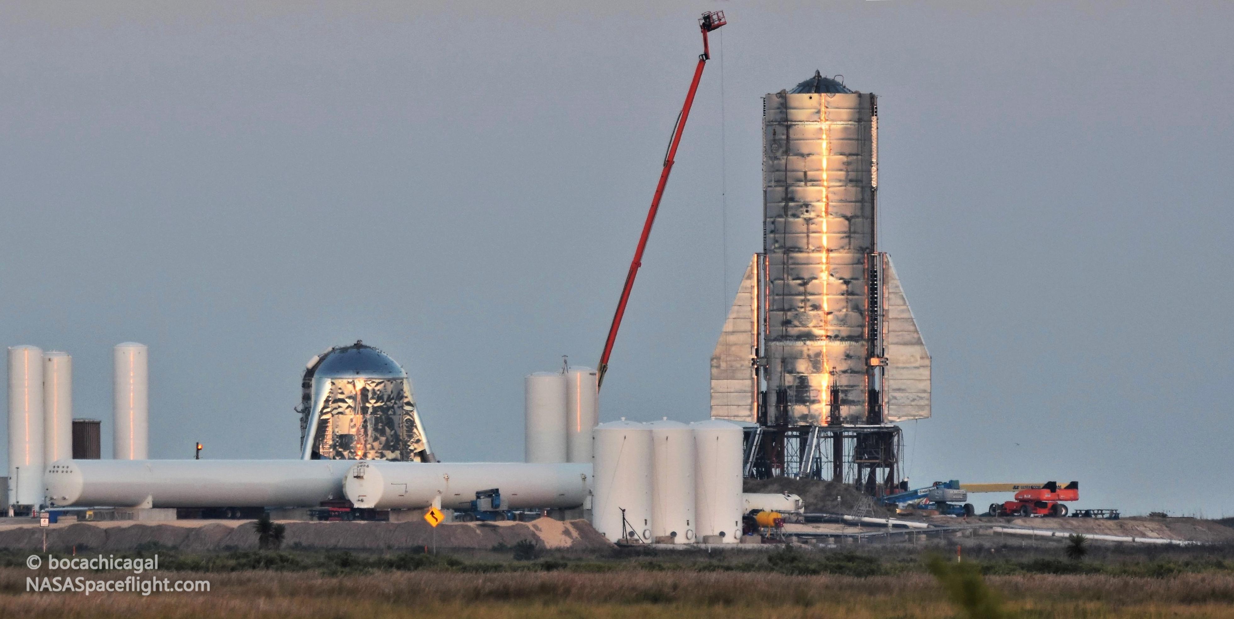 Starship Mk1 111819 (NASASpaceflight – bocachicagal) testing 1 crop (c)
