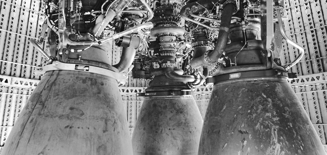 Starship Mk1 Raptors engine section view 092619 (Elon Musk) 1 crop 2