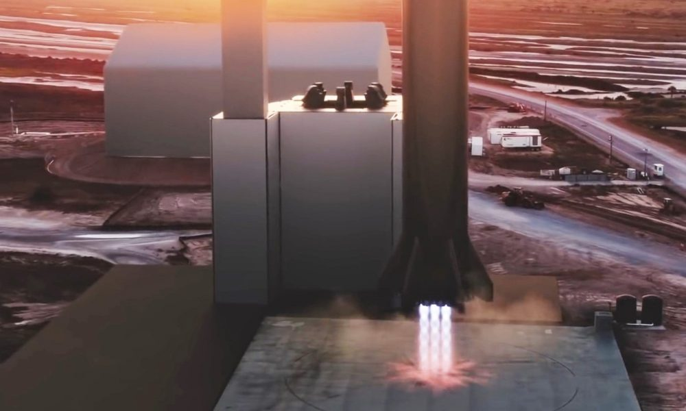 SpaceX's East Coast Starship launch pad is making some serious headway