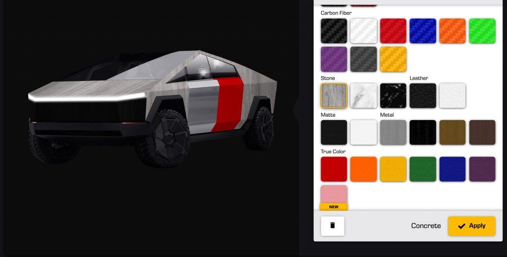 Truck Sound System >> Tesla Cybertruck spawns dbrand vinyl skins in carbon fiber, wood and other crazy finishes