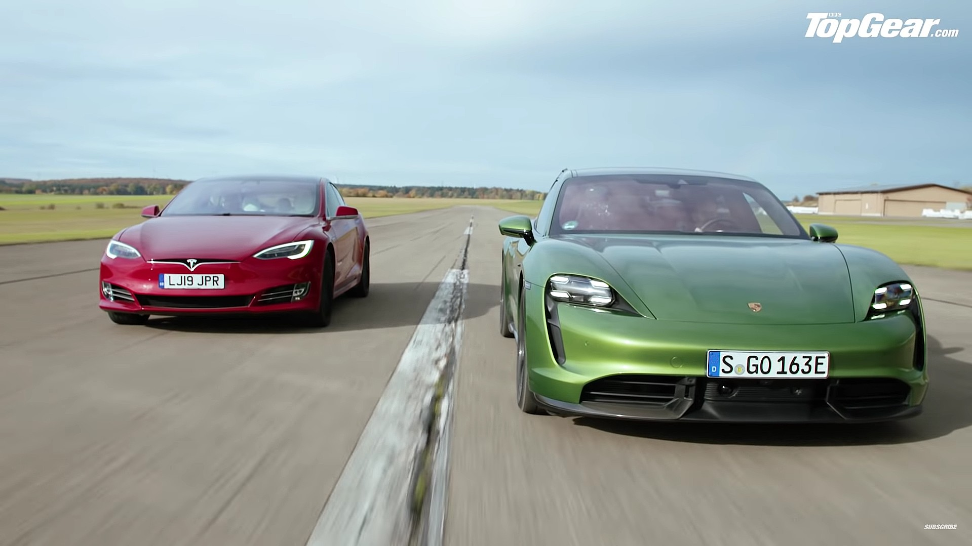 Top Gear Doubles Down On Tesla Vs Porsche Race Claims Model S Actual Results Are Worse