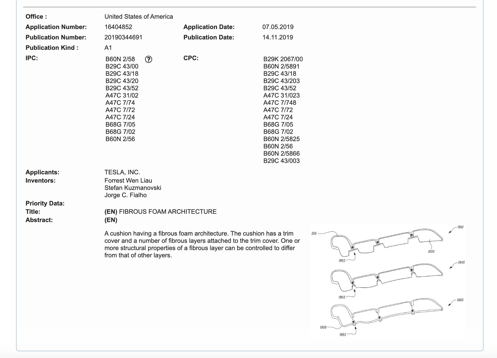 tesla-patent-fibrous-foam-architecture
