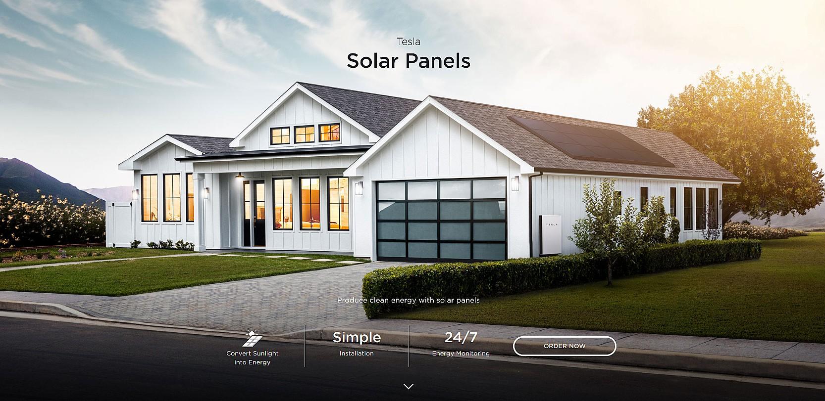 tesla-residential-solar