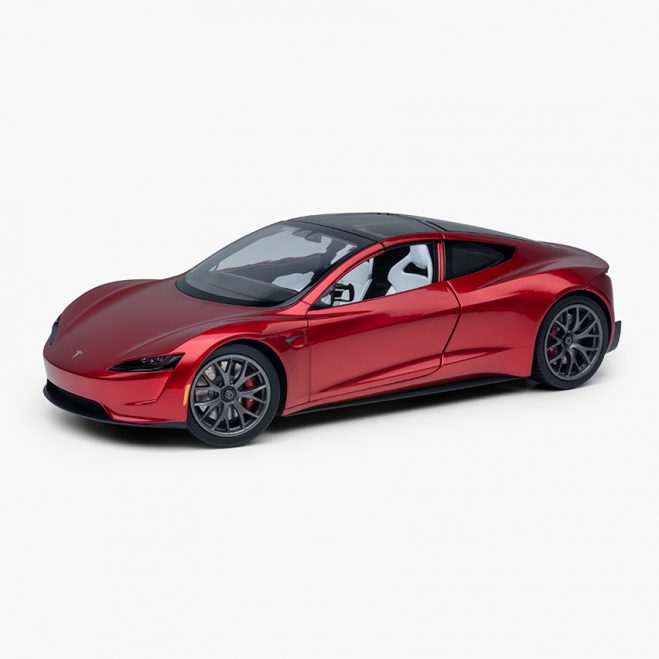 Tesla Unveiled A Gorgeous Next Gen Roadster And The Specs