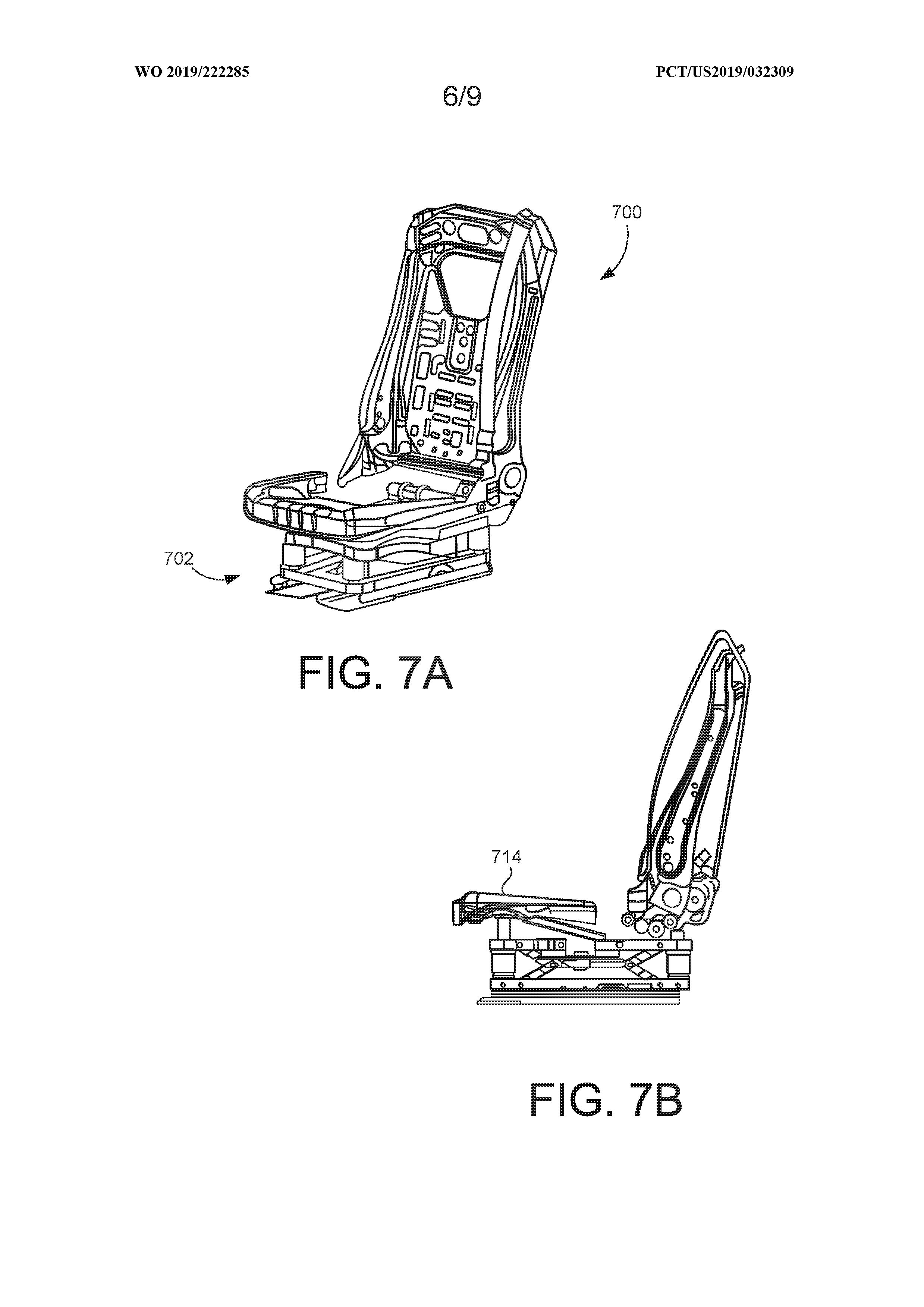 tesla-semi-seat-patent-lowered