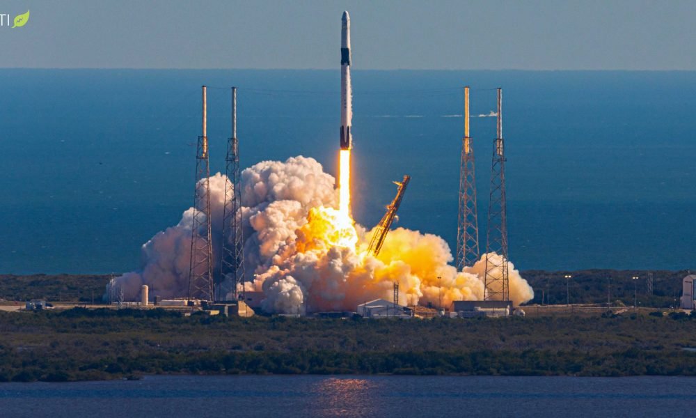 SpaceX just hit a major milestone on its launch to the space station