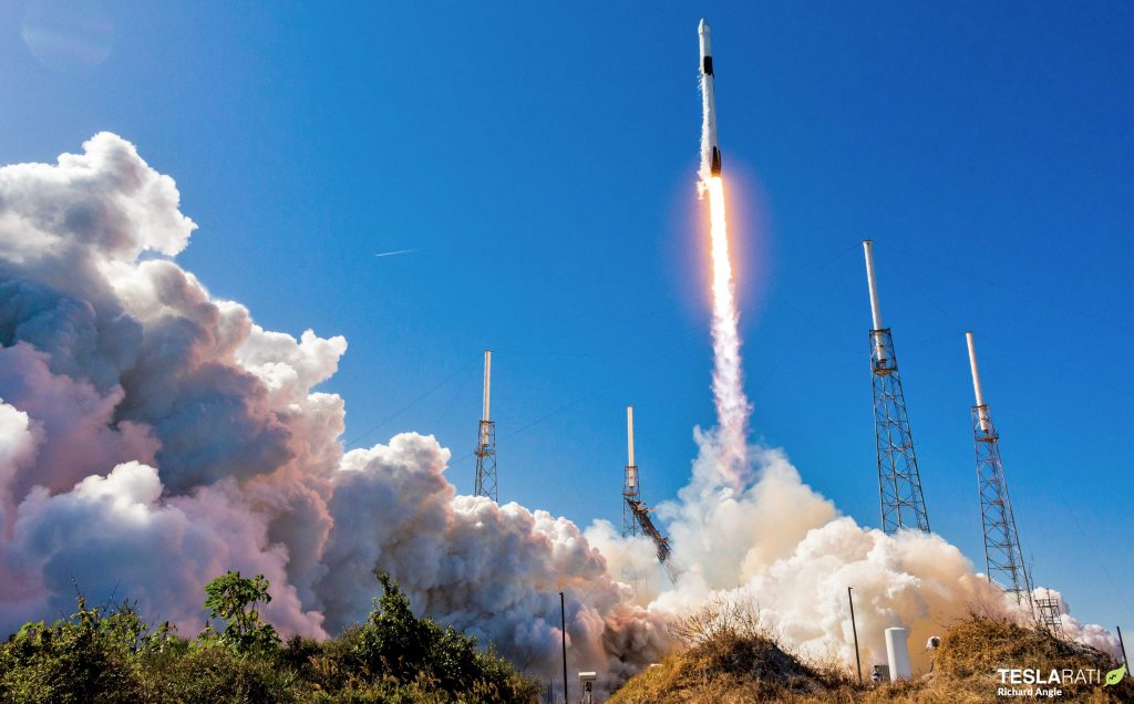 SpaceX wins NASA contract to launch Earth Observing System, but current administration has other plans