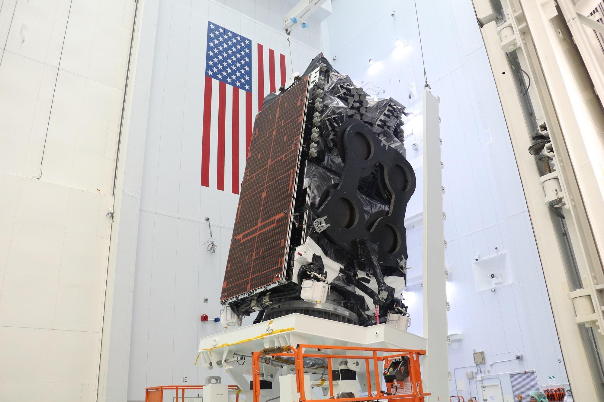 Kacific1-satellite-JCSAT-18-Kacific1-at-SpaceX-launch-facilities-2 (Kacific)