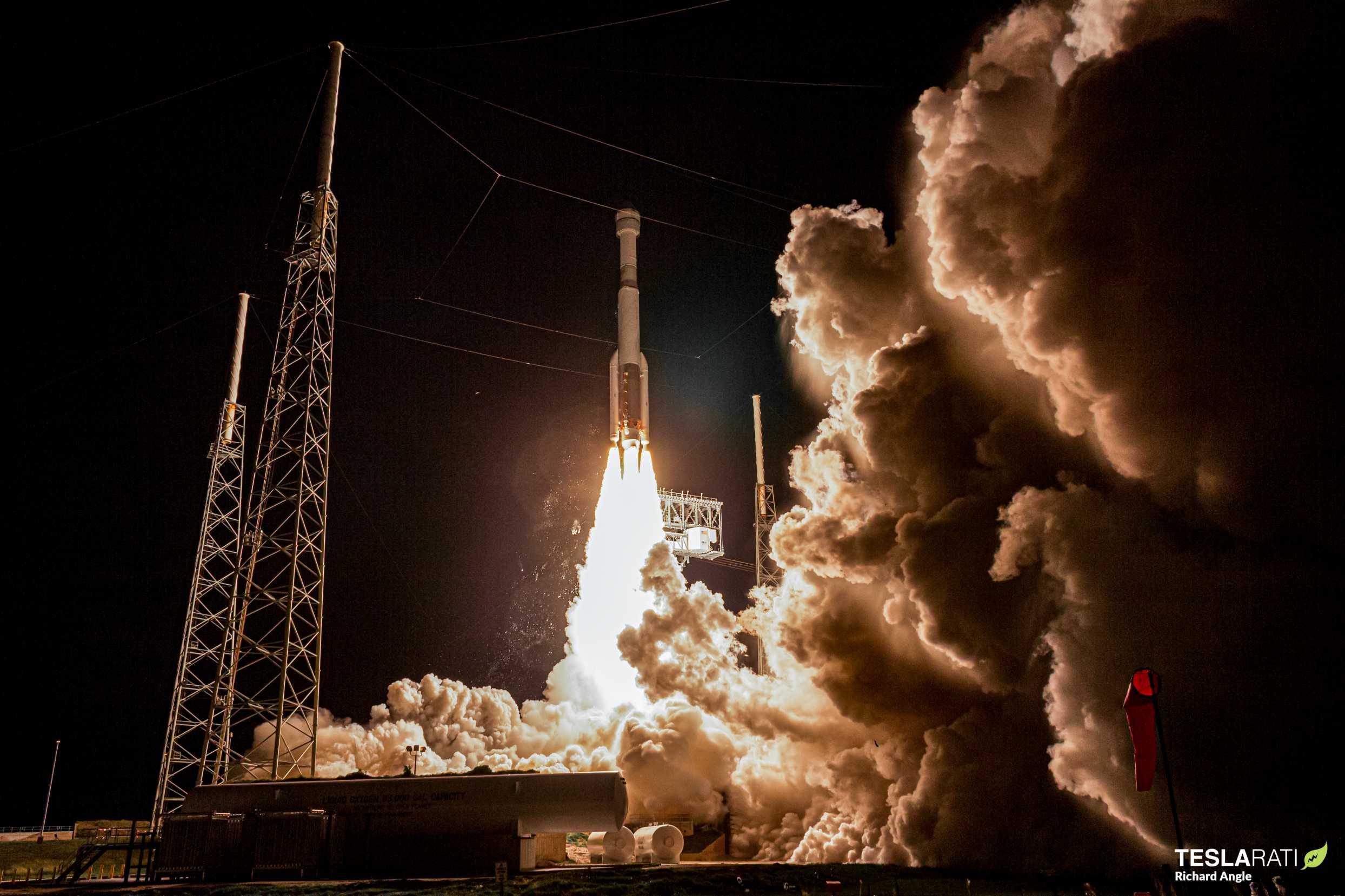 Starliner OFT Atlas V LC-41 122019 (Richard Angle) liftoff 2 (c)