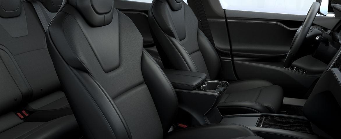 Tesla Model S Gen 4 Seats