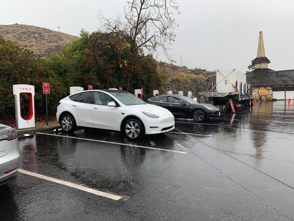 Tesla Model Y Performance 2