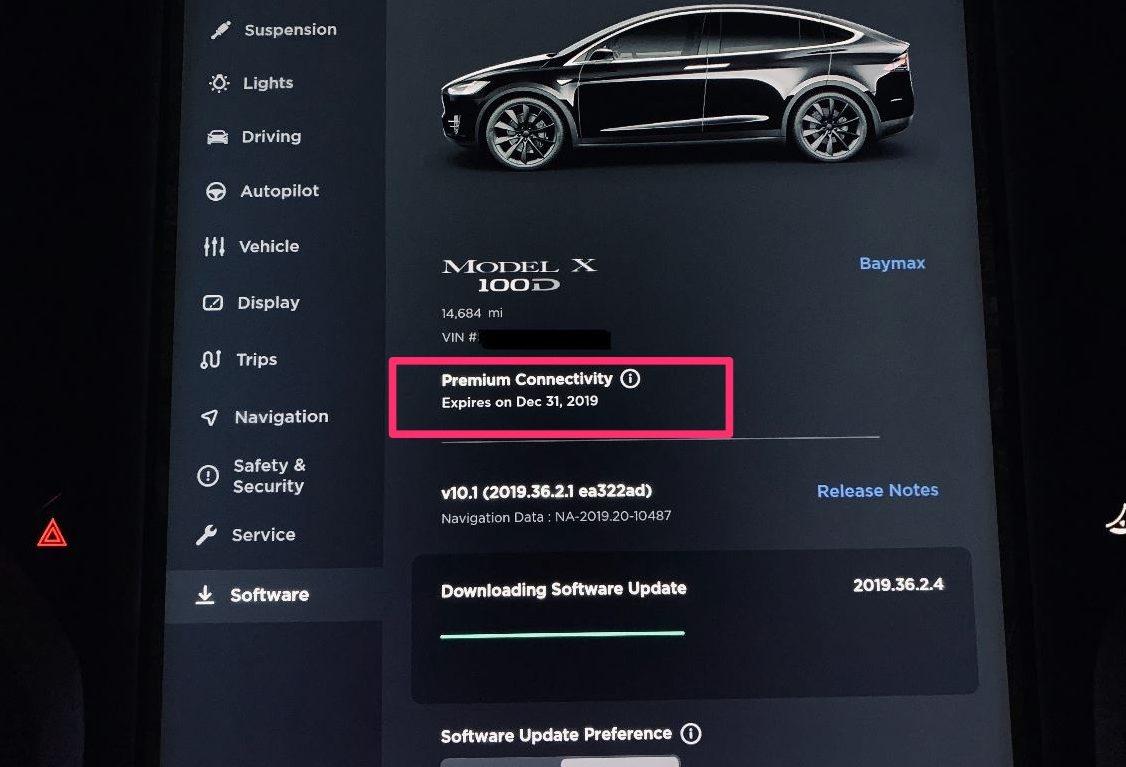 Tesla-Premium-Connectivity-Expiration-Date