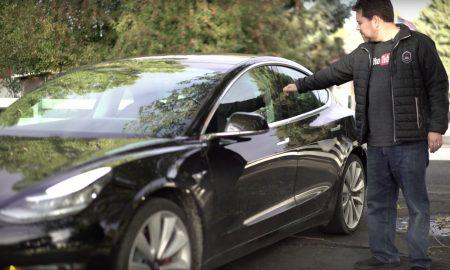 Tesla Model 3 Ring Key