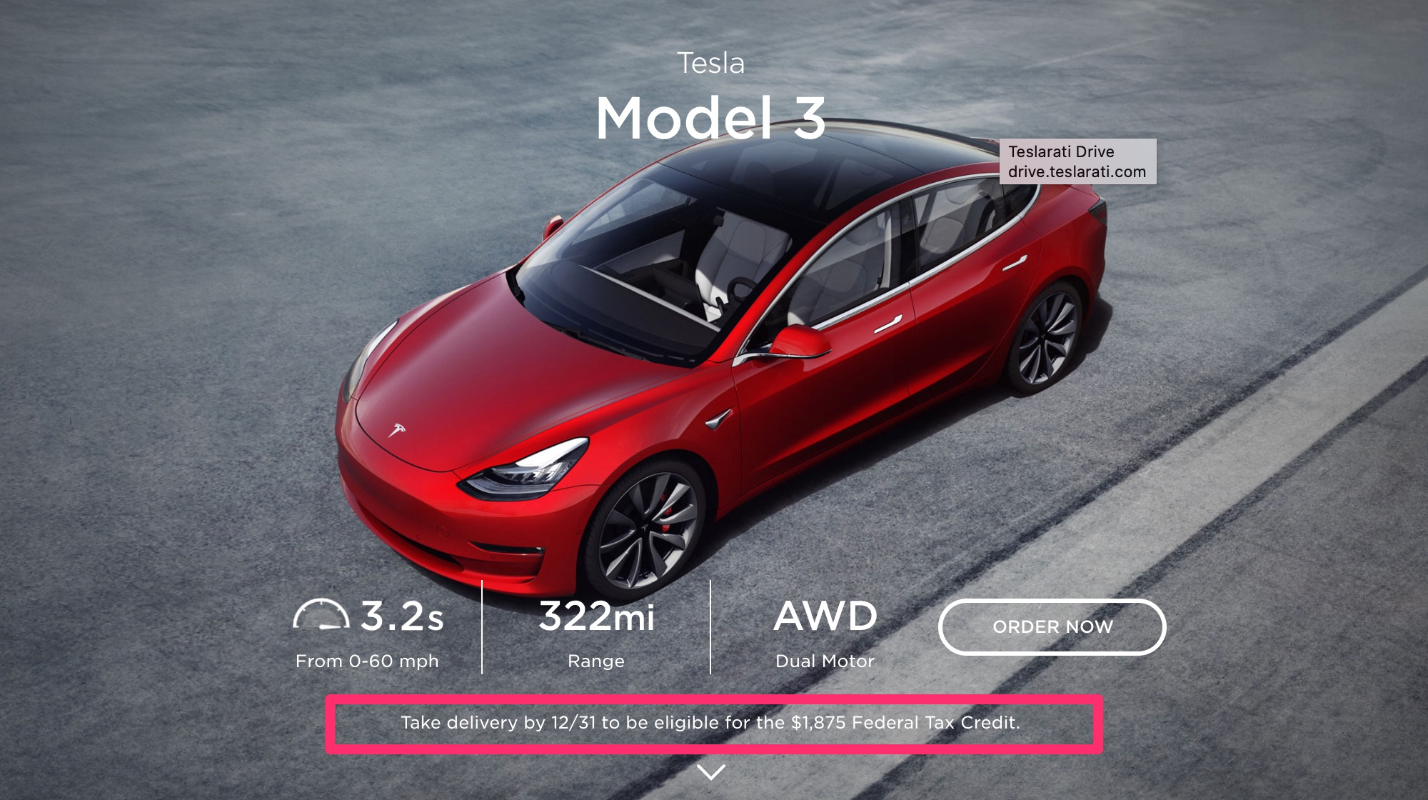 Tesla adjusts Model 3 pricing in final 2019 push as EV tax credits come to an end