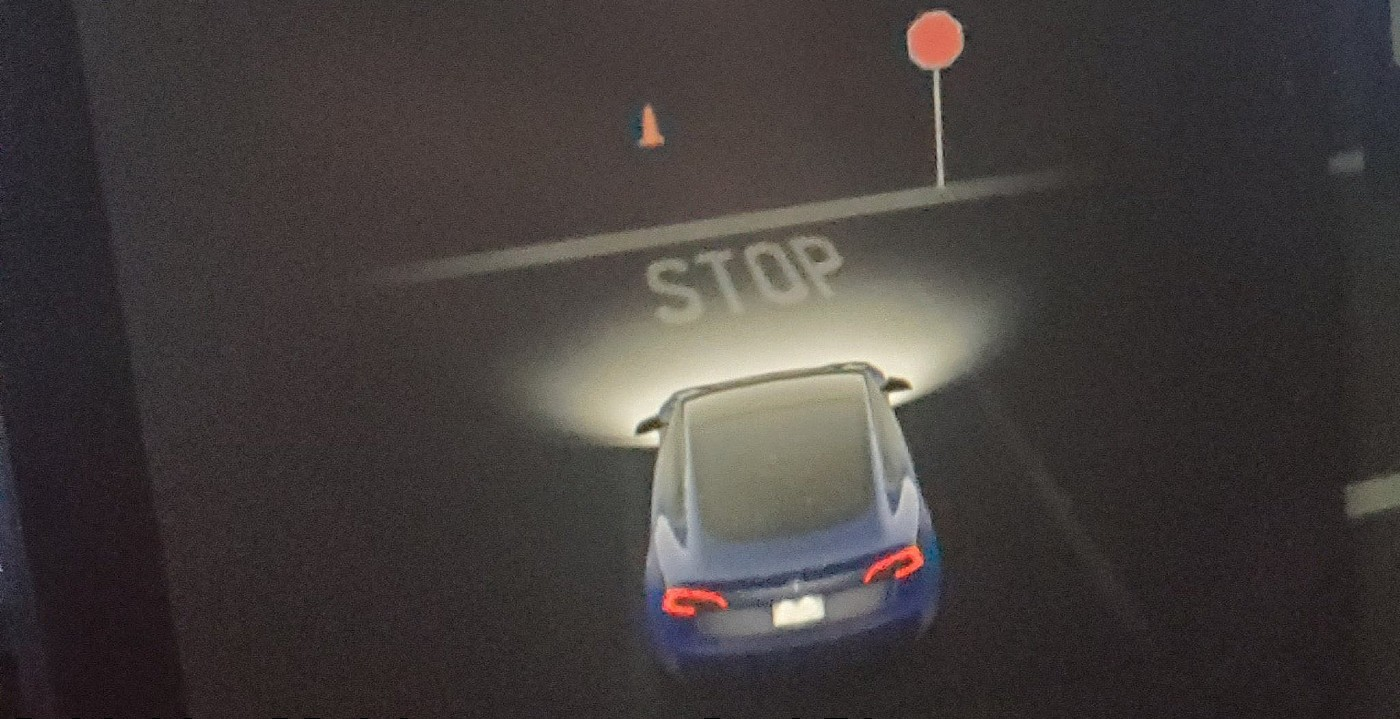 tesla-stop-sign-recognition-update-cone-visualization