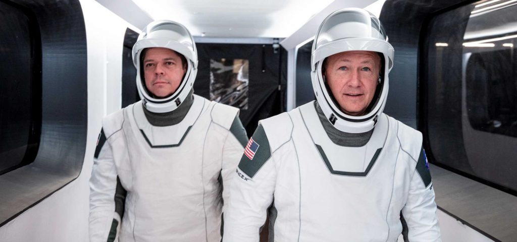 SpaceX, NASA ready for first crewed launch from US soil in almost a decade