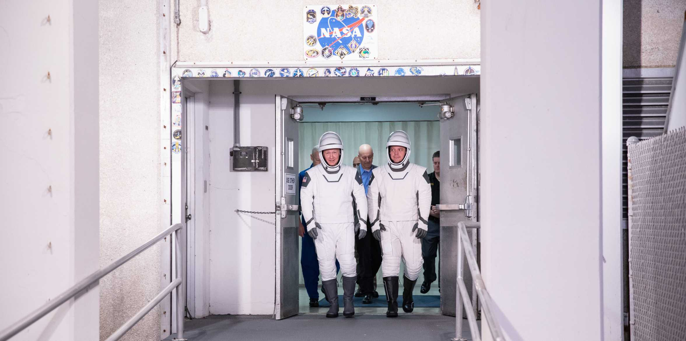 Together Energy Reviews >> NASA astronauts go on quarantine ahead of historic SpaceX ...