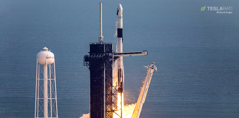 Crew Dragon C205 F9 B1046 IFA 39A launch 011920 (Richard Angle) (1) crop (c)