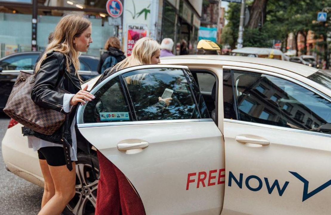 FreeNow mobility provider
