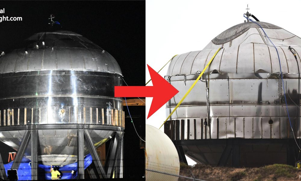 SpaceX just blew up a Starship tank on purpose and Elon Musk says the results are in