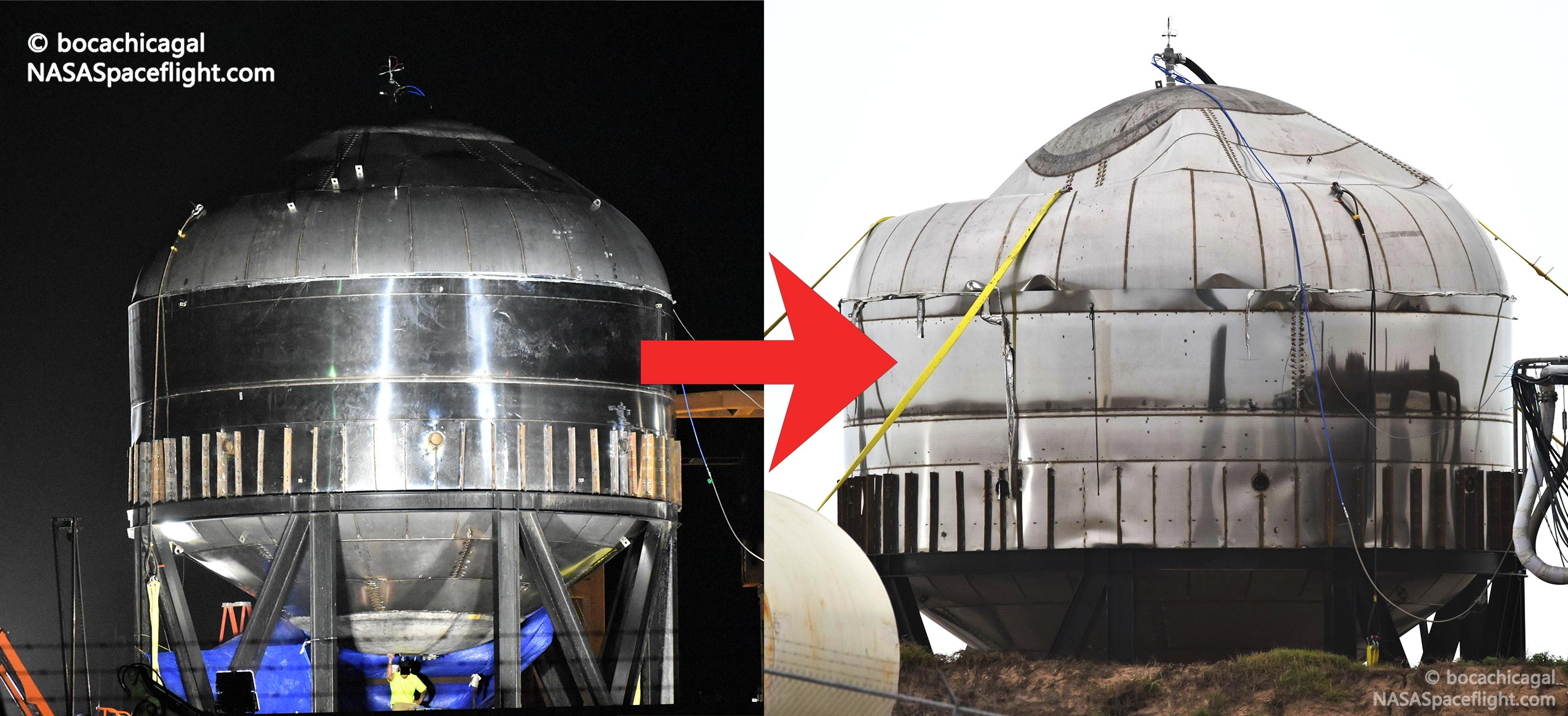 Spacex Just Blew Up A Starship Tank On Purpose And Elon