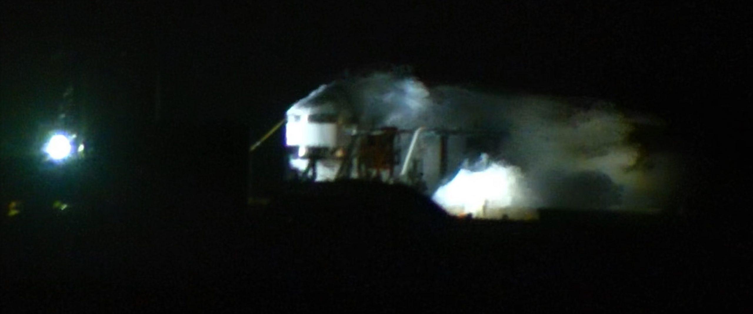 Starship test tank #2 012820 (LabPadre) 1