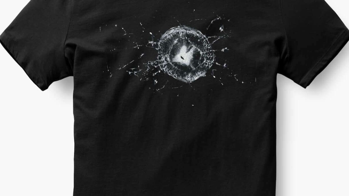 Tesla Cybertruck Bulletproof T-Shirt