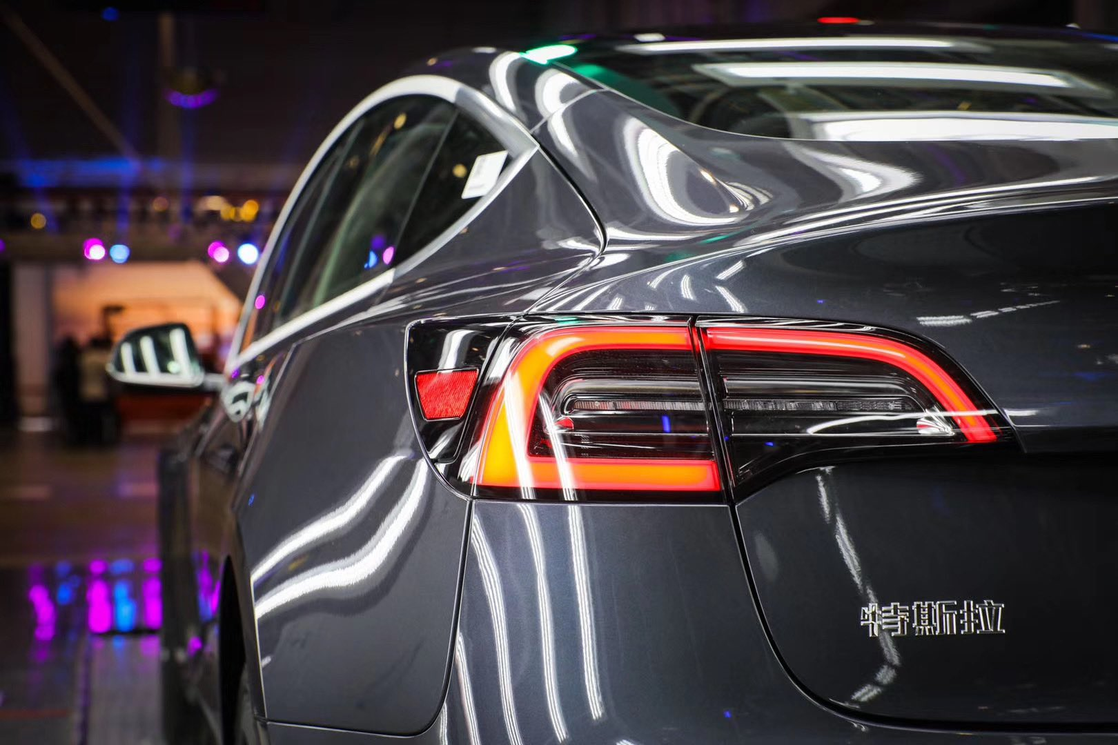 Tesla Made-In-China Model 3