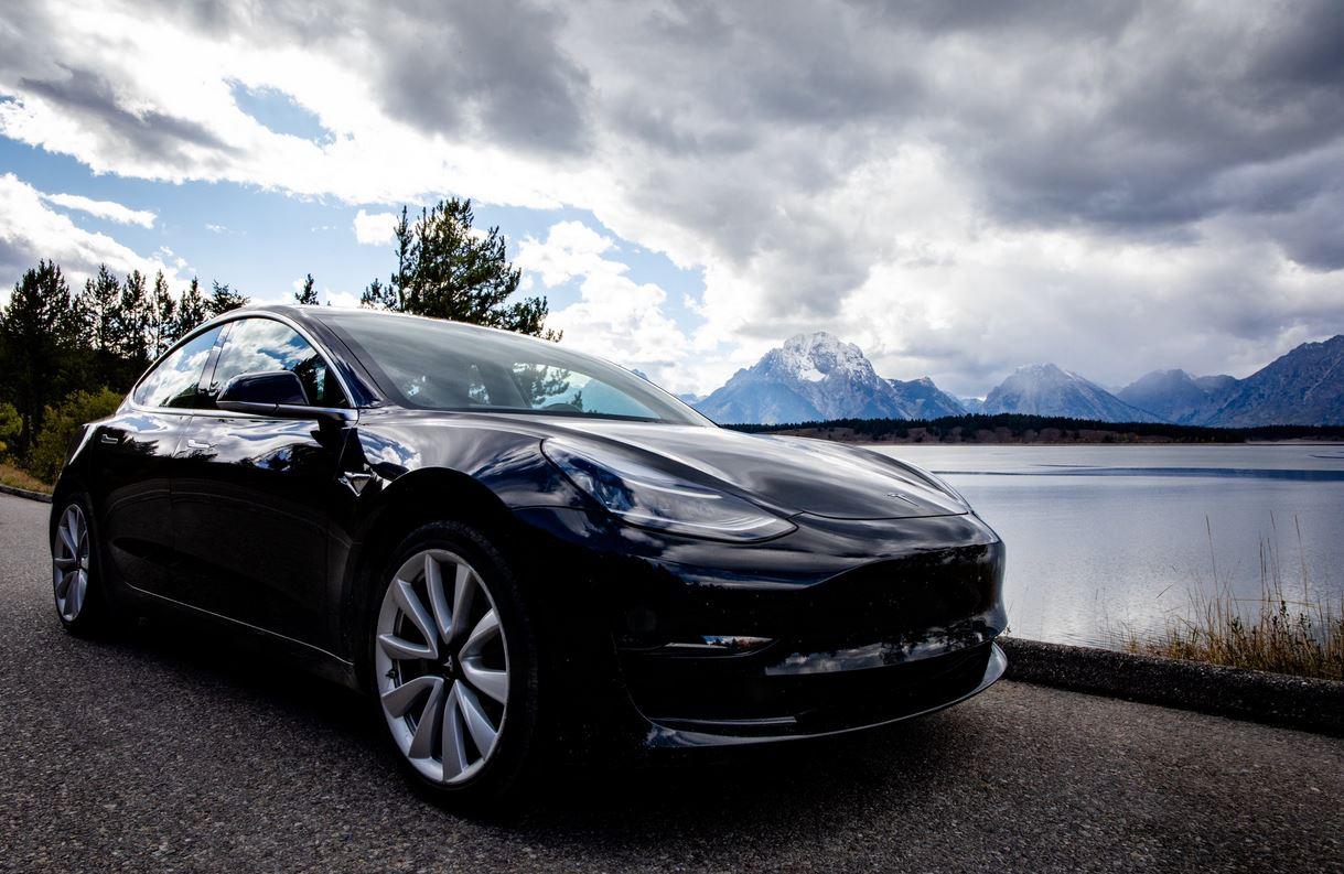 Tesla Model 3 Maiden Voyage