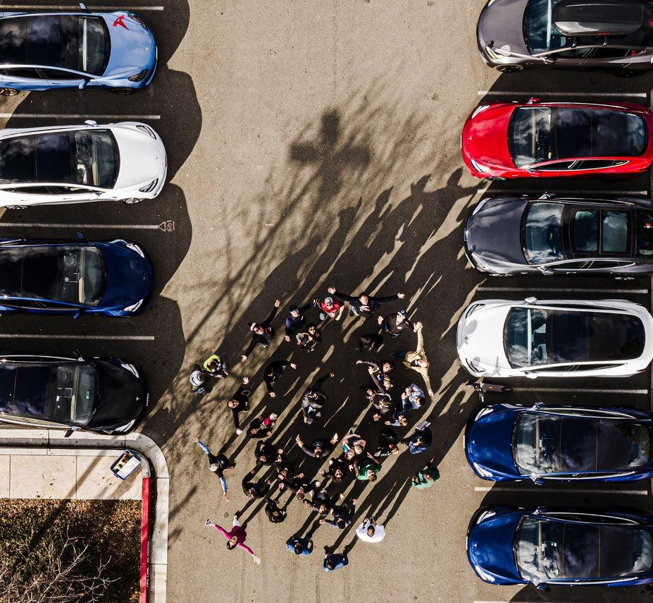 Tesla Model 3 – Tesla Silicon Valley Owners Meetup