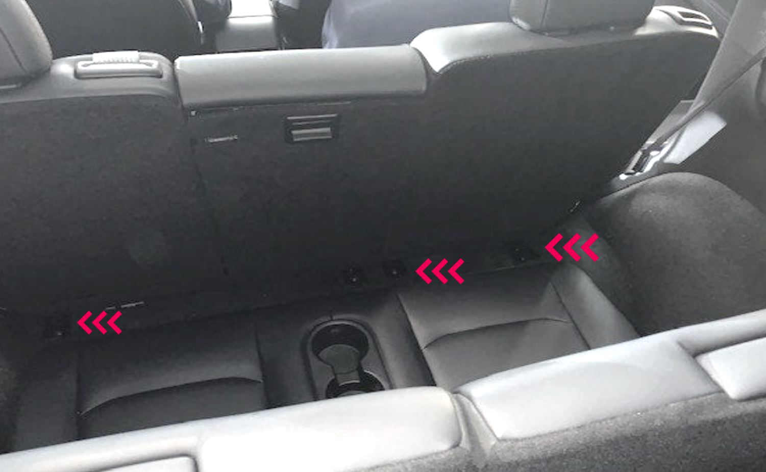 Tesla Model S Interior >> Tesla Model Y third-row seats: Latest images show they are ...