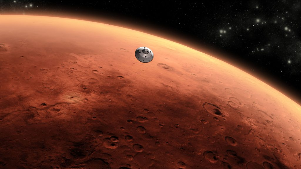Mars sample-return mission gets boost from Trump's 2021 budget request - Teslarati