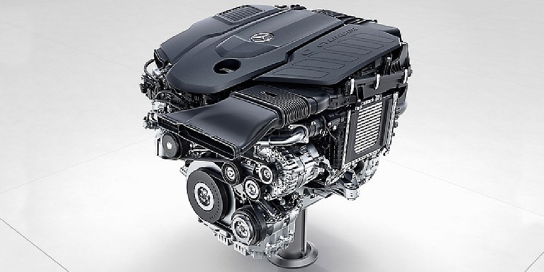 mercedes-diesel-engine